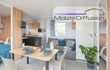 Mobil-home neuf Louisiane Grand Large 2 / 2 ch / 2021