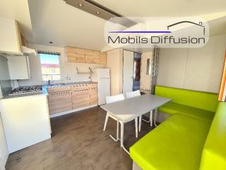 Mobil-home d'occasion O'hara 834, 3 chambres, Climatisation