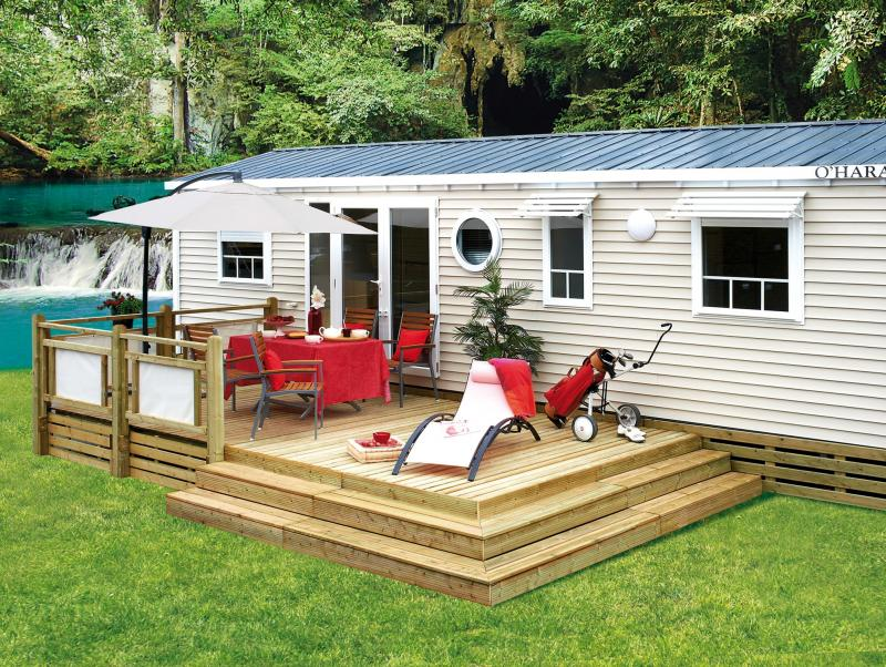 Joue Terrasse Mobil Home Occasion Cartier Love Online
