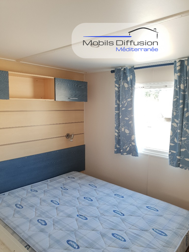 Mobile home d 39 occasion de 2 chambres avec climatisation for Mobel occasion